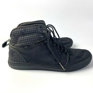 Mens VANS OTW COLLECTION Black High Top Sk8